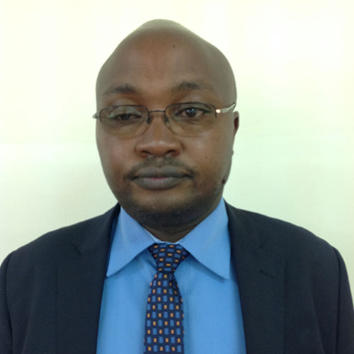 The Managing Director, Mr. Peter Gichaga