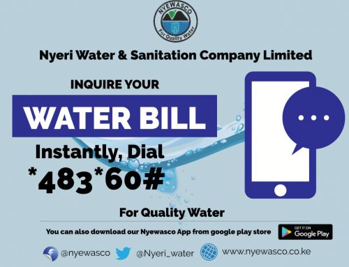 Query your Water Bill