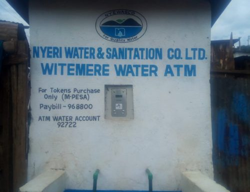 Nyewasco Seeks Effective Ways of Provision of Water in Informal Settlements in Nyeri Town