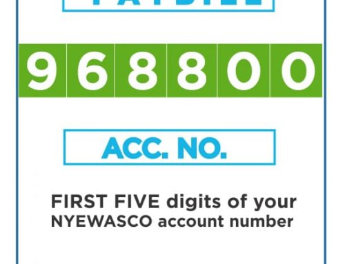 NYEWASCO PAYBILL NUMBER