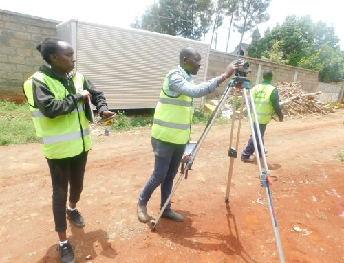 Sanitation Standards in Nyeri Town Get a Boost