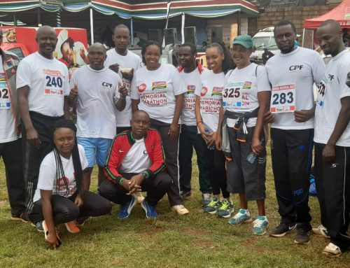 Dr. Wahome Gakuru Half Marathon: Running for a Good Cause