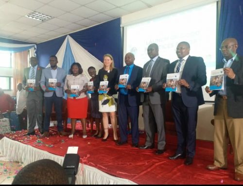 Welcome to The  WASPA Water Loss Conference in Nyeri/ Launch of Good Practices Report