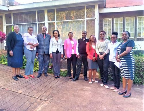 Partnering with Nyeri Hospice to add Quality to Life of the Terminally Ill
