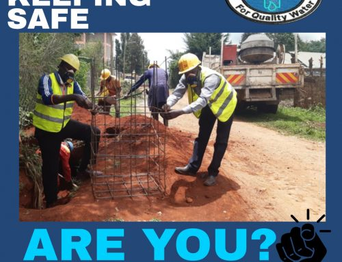 Stay Safe. Wear Protective Gear at Work.