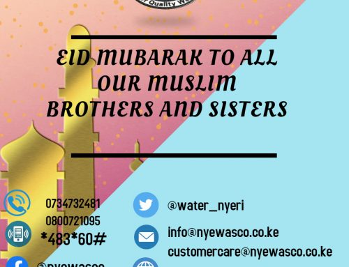 Eid Mubarak to our Muslim Brothers and Sisters