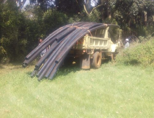 Upgrading Mweiga Supply Network