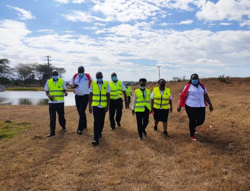 NYEWASCO Board of Directors Embark on a Company Facilities Inspection Exercise