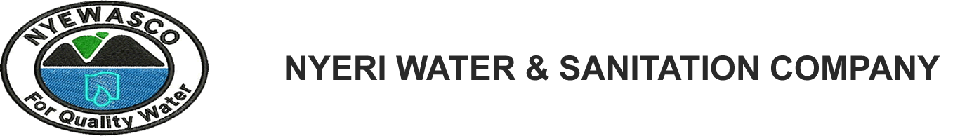 Nyeri Water & Sanitation Company Logo